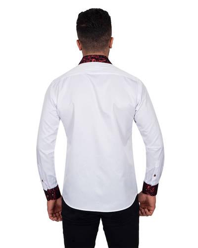 Makrom Long Sleeved Mens Shirt SL 5410
