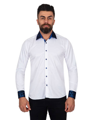 MAKROM - Makrom Long Sleeved Mens Shirt SL 5410