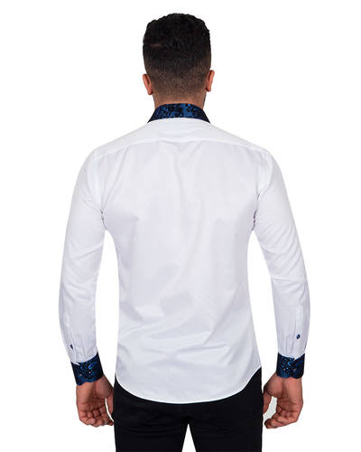 MAKROM - Makrom Long Sleeved Mens Shirt SL 5410 (1)