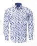 Printed Long Sleeved Shirt SL 6304 - Thumbnail