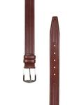 Triple Ply Leather Belt B 18 - Thumbnail