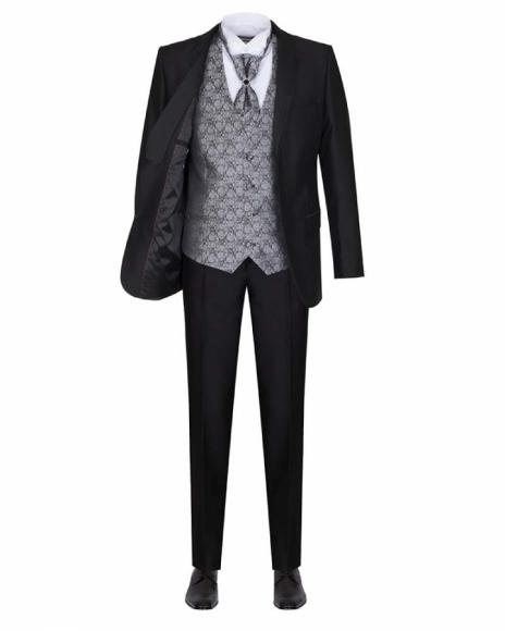 MAKROM - Premium Wedding Suit WS 58 (Thumbnail - )