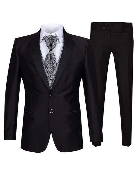 MAKROM - Premium Wedding Suit WS 58