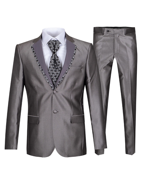 Oscar Banks - Premium Wedding Suit WS 62