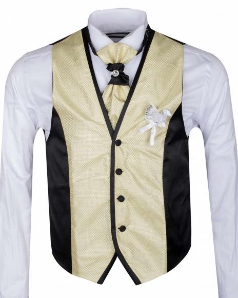 MAKROM - Quality MAKROM Wedding Waistcoat YL 04 (1)